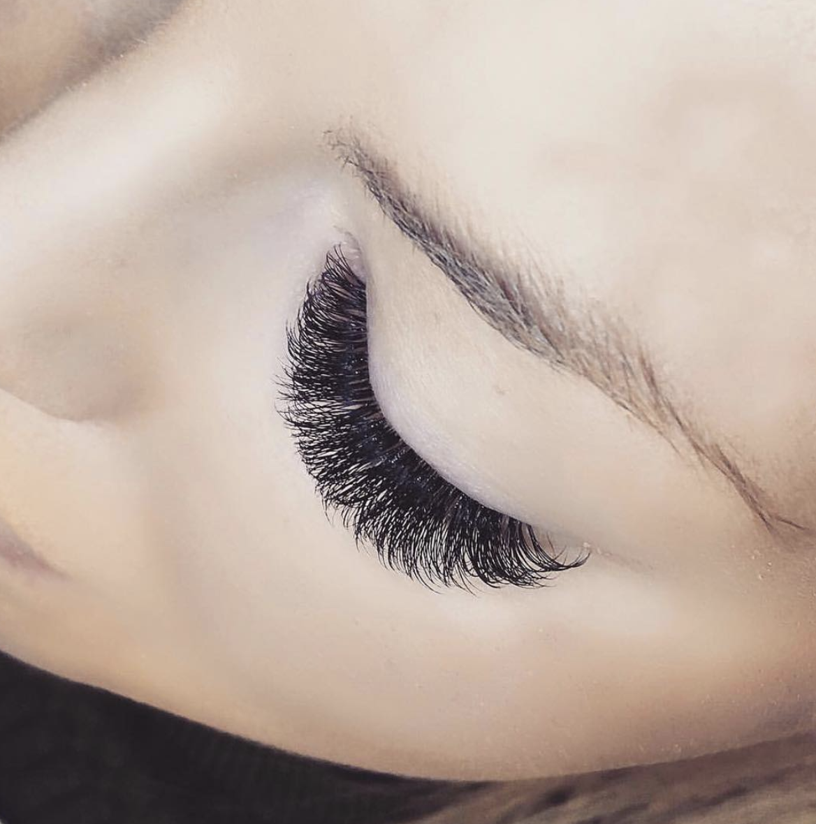 8581faa64c1 New Amazing Volume lashes are multiple strands of lightweight lash  extensions, bound together at the base and placed on each of your own  natural lashes to ...