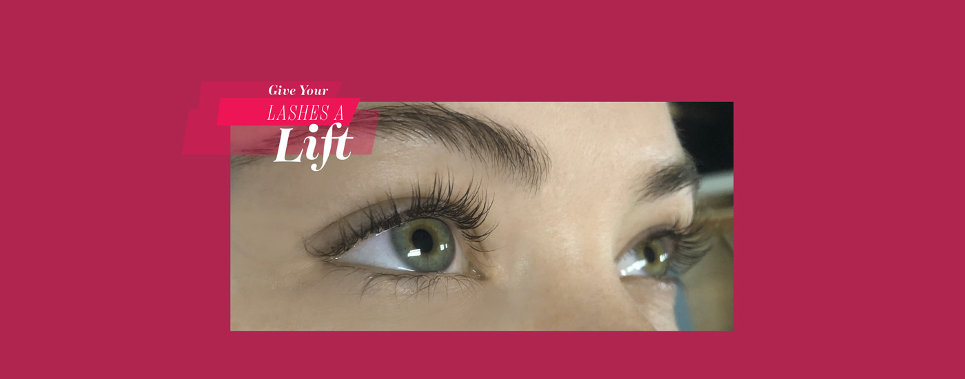 6015703725d Actual image of Amazing Lash Studio's customer who received the Lash Lift  service